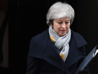 Theresa May's Brexit deal crushed as country barrels toward deadline without plan to leave E.U.