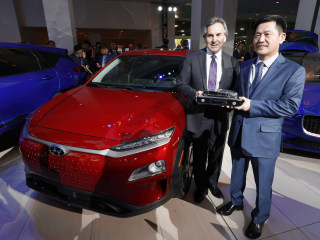 North American Car of the Year is... from South Korea