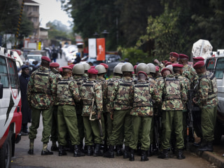 Kenya's leader says militants who attacked Nairobi hotel complex have been killed