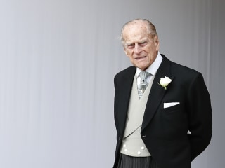 Prince Philip in car accident but not injured