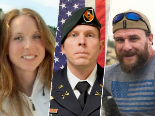 Three of four Americans killed in Syria explosion identified