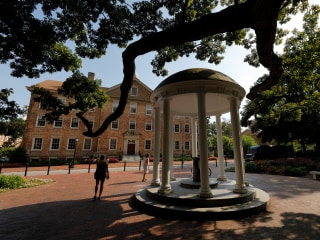 Suit against University of North Carolina takes aim at affirmative action
