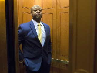 Tim Scott's influence grows in a less diverse Republican Party