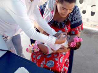 Venezuelans travel to border for vaccinations as Colombia works to prevent outbreak