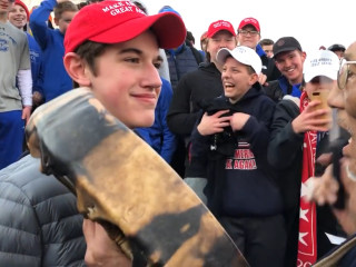 Twitter account that amplified Covington Catholic D.C. march video appears linked to California teacher
