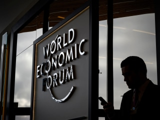 Trump sitting out Davos summit where technological change, inequality loom large