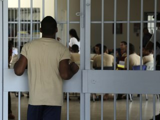Youth in Panama detention center await pope's upcoming visit