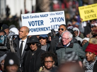 Black voters matter: Bernie Sanders' 2020 learning curve