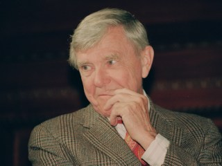 Russell Baker, acclaimed New York Times columnist and host of 'Masterpiece Theater,' dies at 93