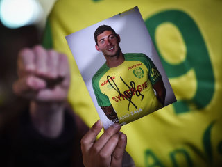 Emiliano Sala may be alive aboard plane's life raft, police say