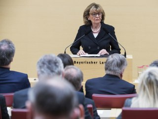Anti-immigrant party lawmakers in Germany walk out on Holocaust survivor's speech