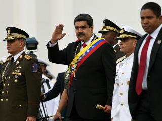 Venezuela's Maduro cuts off U.S. relations after Trump backs opposition leader Juan Guaidó
