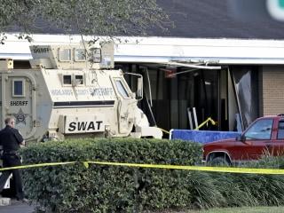 Five people shot dead at SunTrust Bank in Florida, suspect in custody