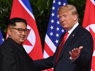 Kim Jong Un says Trump sent him a 'great' letter