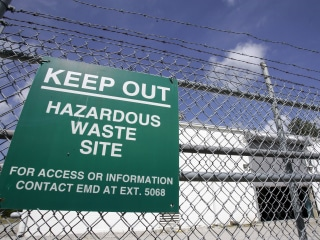 Navy to deny all civil claims related to Camp Lejeune water contamination