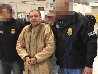 El Chapo trial: 35 days of murder, mistresses and matching velvet blazers