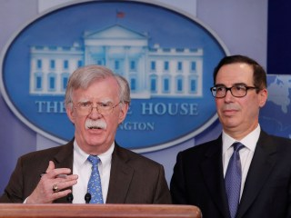 North Korea slams Bolton's call for sign of denuclearization as 'dim-sighted,' 'nonsense'