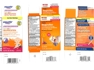 Recall of infant liquid ibuprofen sold at CVS, Walmart expands over safety worries