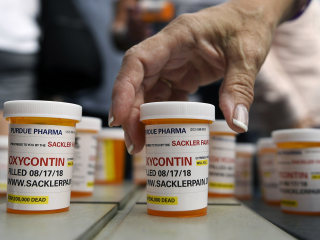 First it sold Oxycontin, then pharma company saw market for anti-addiction drug, suit says