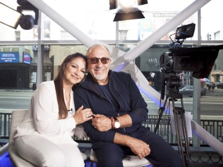 Gloria and Emilio Estefan will be honored with the Library of Congress Gershwin Prize