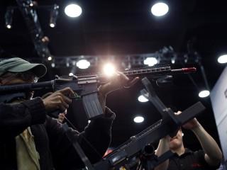 House panel backs bill expanding gun-sale background checks