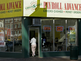 Trump administration will roll back Obama-era restrictions on payday lenders