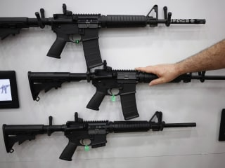 New Trump rules make it easier for U.S. gun makers to sell overseas