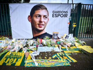 Man arrested in connection with death of soccer player Emiliano Sala