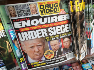 Feds weighing if National Enquirer publisher violated non-prosecution agreement