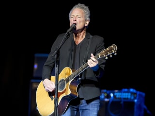 Lindsey Buckingham suffers vocal cord damage after emergency open heart surgery