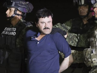 Joaquin 'El Chapo' Guzmán's sons indicted on drug conspiracy charges