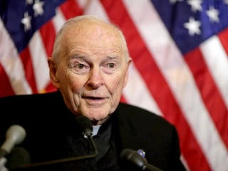 Former U.S. cardinal Theodore McCarrick defrocked by Pope Francis over sexual misconduct allegations