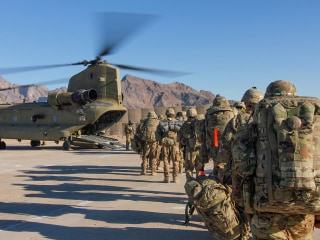 U.S., Taliban peace talks produce draft deal on 2 issues, Trump envoy says