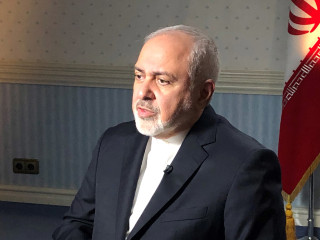 Javad Zarif warns it would be 'suicidal' to go to war with Iran