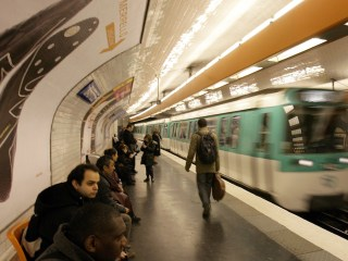Man in Paris metro burned after serious 'liquid' attack