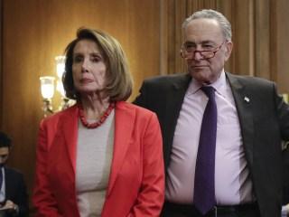 Democratic lawmakers vow to fight Trump's emergency declaration
