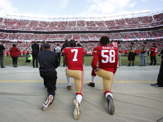 Kaepernick deal could close NFL's kneeling chapter