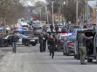 Shooter in Aurora, Illinois, manufacturing plant wasn't legally allowed to own gun