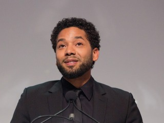 Jussie Smollett charged with felony for allegedly making up hate-crime attack