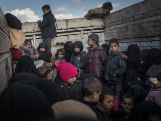 ISIS fighters had thousands of children. So what happens to them now?