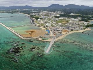 Okinawa vote on U.S. military base tests security ties with Japan