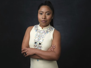 Oscar nominee Yalitza Aparicio is 'feeling good' about 'Roma' and the road ahead