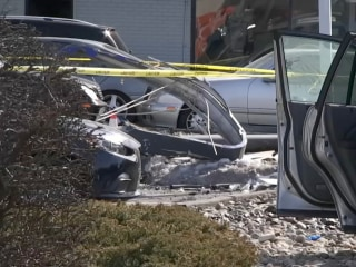 3 dead after motorist allegedly high on drugs plows into New Jersey gas station