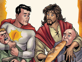 DC cancels comic book about Jesus Christ's second coming amid backlash
