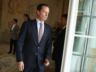 Richard Grenell says he has support at home to decriminalize homosexuality abroad