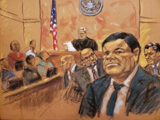 'El Chapo' juror says panelists regularly broke judge's order against viewing media on case