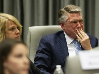 North Carolina GOP candidate Mark Harris says he was assured of operative's methods