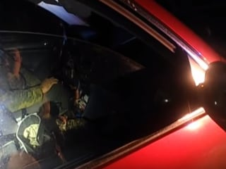 Bodycam footage shows suspect firing first at California deputy