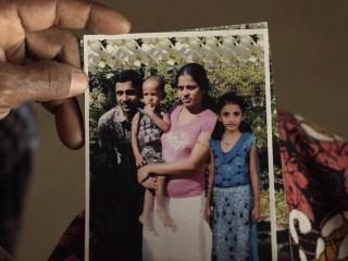 Sri Lanka family takes fateful boat trip to Australia
