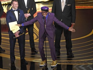 Trump accuses Spike Lee of 'racist hit' against him in Oscars acceptance speech